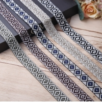 100% Cotton Classic Style Webbing Ribbon