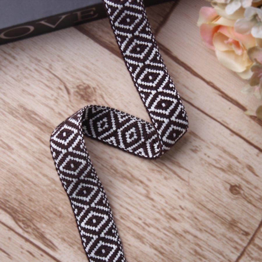100% Cotton Classic Style Webbing Ribbon