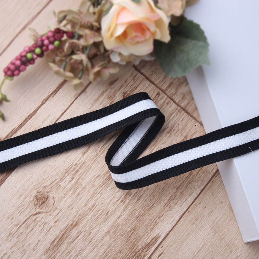 Fashion Design Terylene Webbing Ribbon