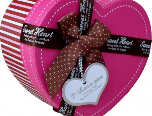 Europe Sources Tell You How To Use A Webbing To Create A Beautiful Gift Box