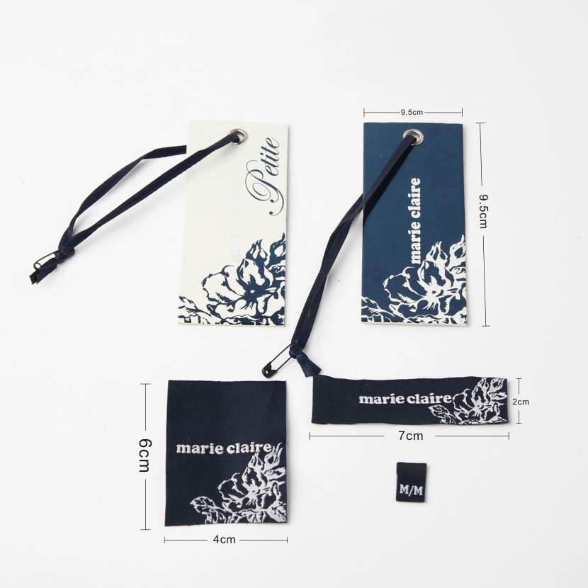 Very Beautiful New Design Hang Tag To Choose, OEM/ODM Support