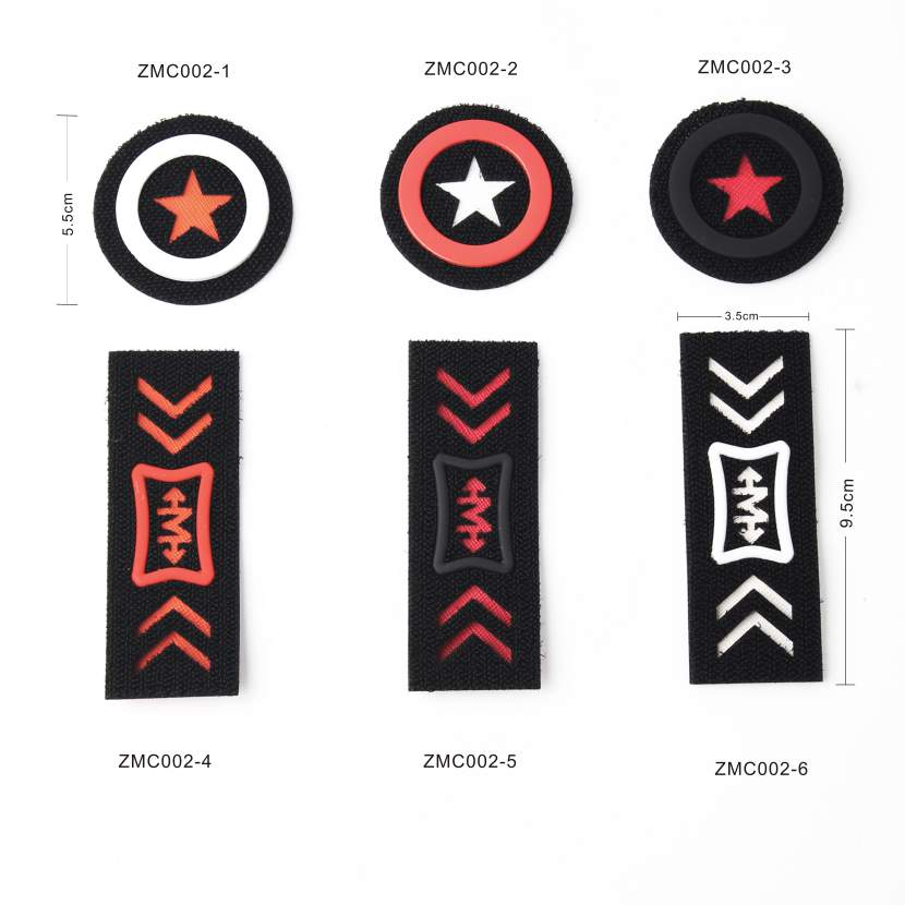 garment patches