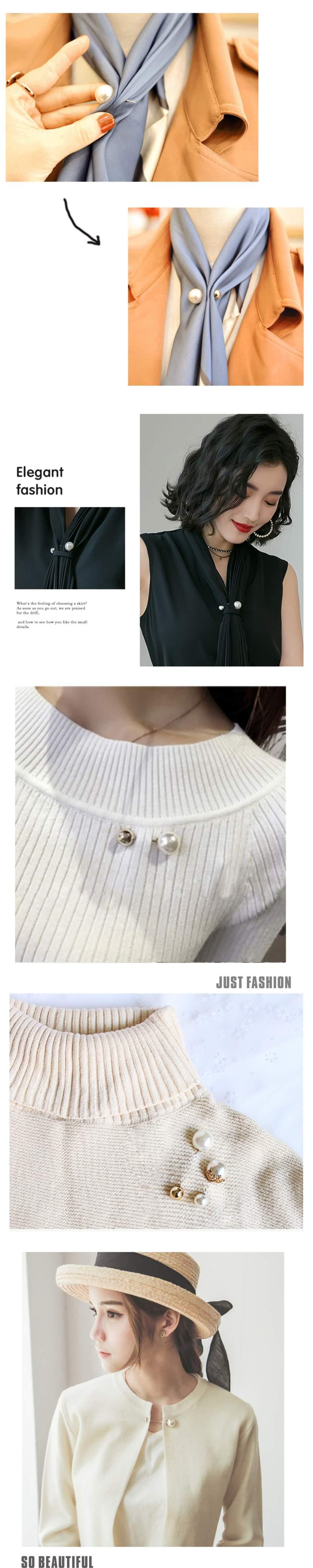 Unique Design Pair Of Pearl Inlaid Garment Metal Plate