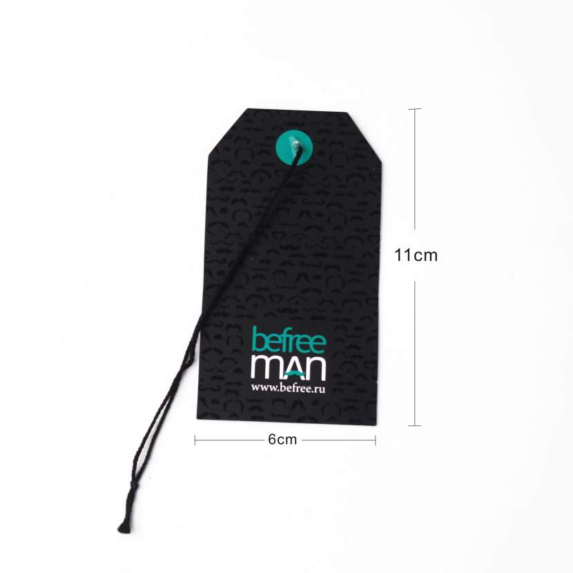 Charming Hang Tag With Any Design You Need, OEM/ODM Support