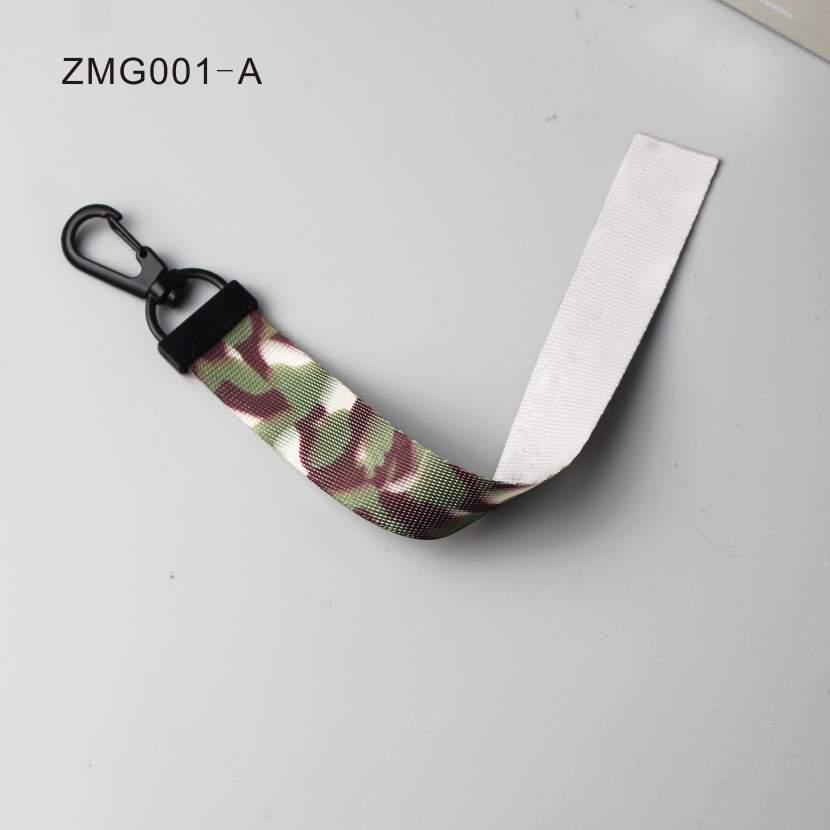 webbing pendant for garment