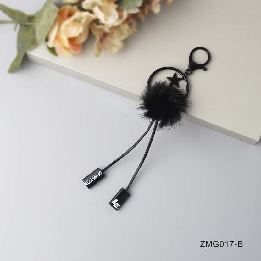 Ball Design With Special Rope Style Decorative Pendant
