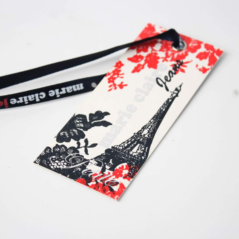 Very Beautiful New Design Hang Tag With Any Design You Need, OEM/ODM Support