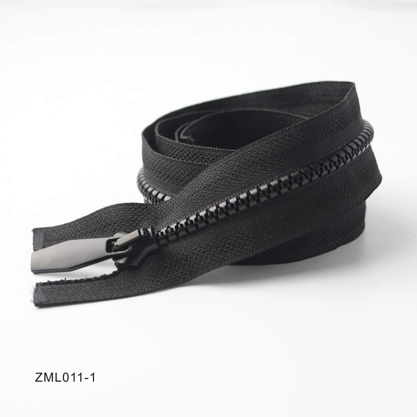High Quality Nylon Zipper, OEM/ODM Support