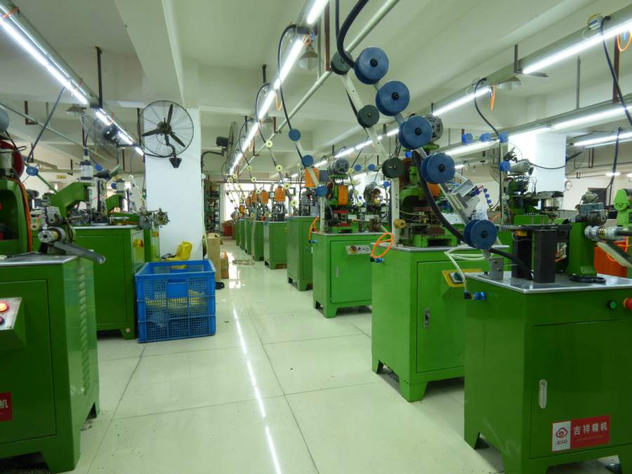 garment accessories factory