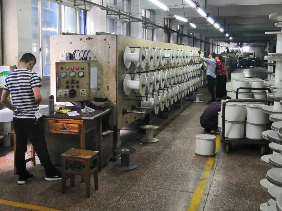 garment accessories factory
