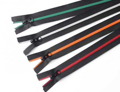Wonderful Waterproof Open-End Zipper, OEM/ODM Support