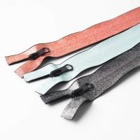 open end zipper