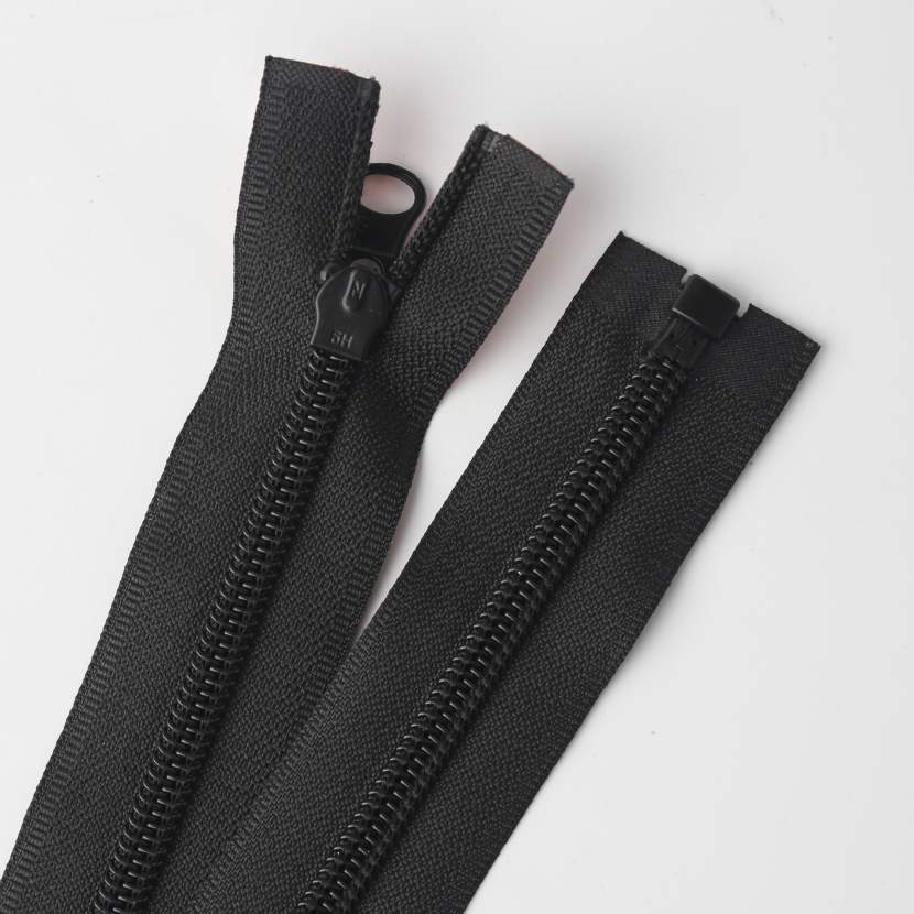 open end zipper