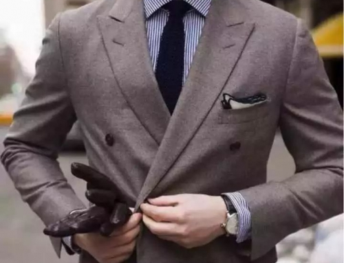 Increasing Your Suit Value Greatly By Small Button