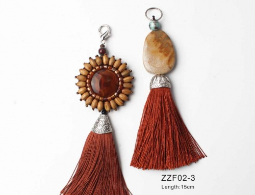 7 Style Bohemian Ethnic Tassel Hanging Ornaments