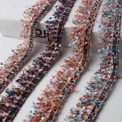 Eyelash tassel accessories garment cap lace skirt children's clothes household items