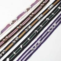 9 Unique Design Knitted Rivet Decorative Webbing,OEM/ODM Various Webbing