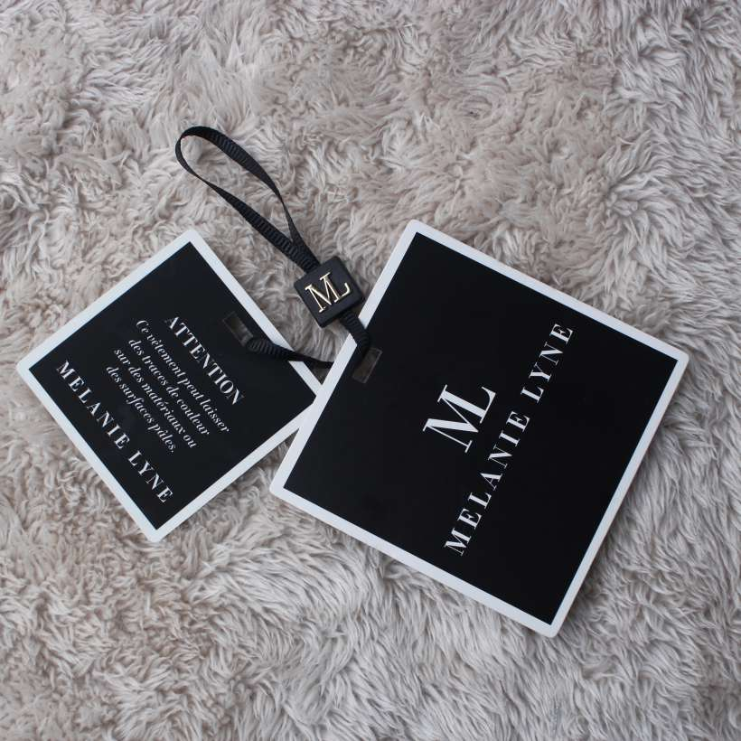 great apparel hang tag