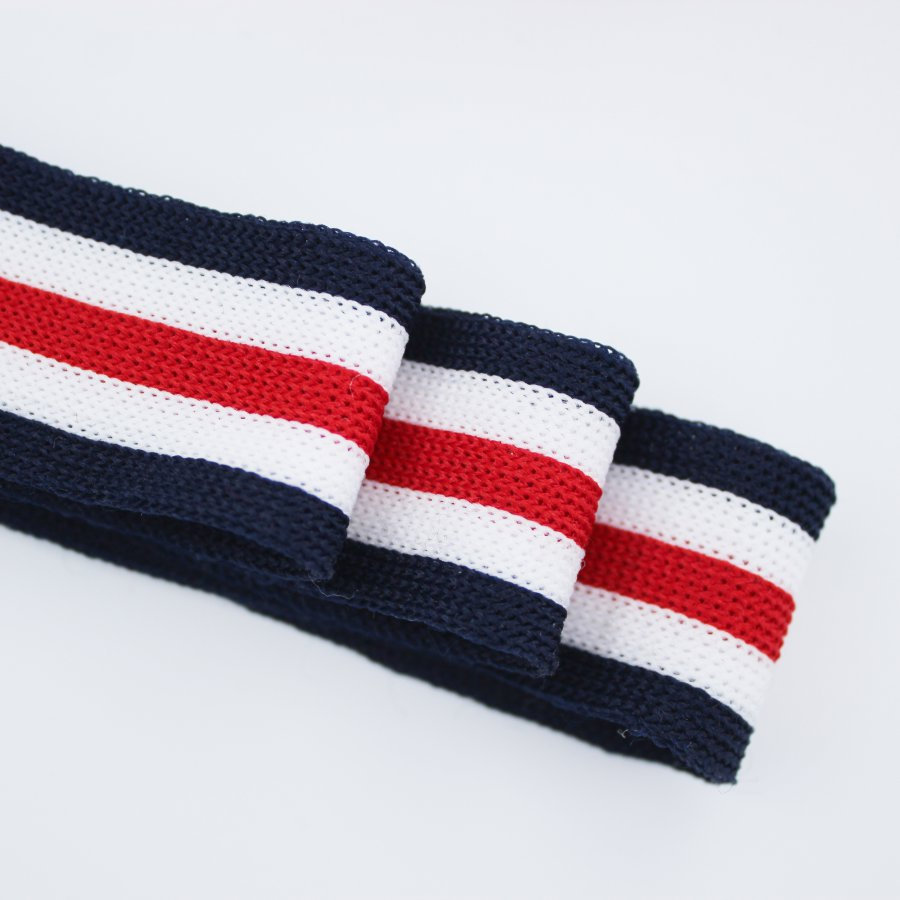 Special Design Knitting Webbing Strip