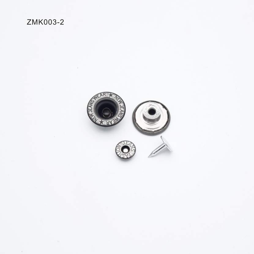 High Quality Jean Button, OEM/ODM Support