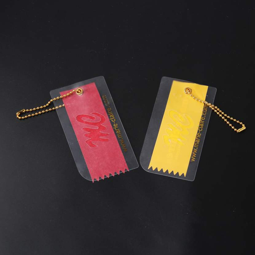 Attractive Color Hang Tag, OEM/ODM Support