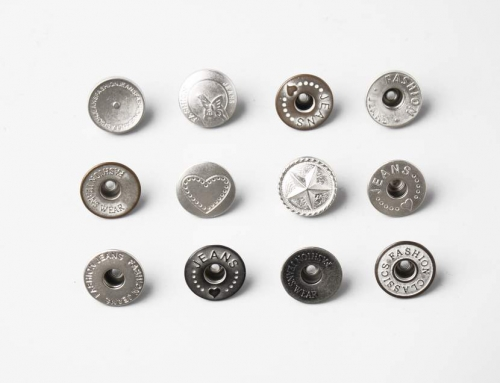 The Ways To Deal With Rusted Metal Buttons