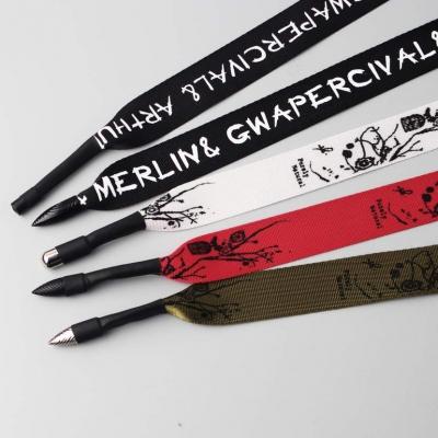 Printed Plain Ribbon Drawstring, OEM/ODM Support