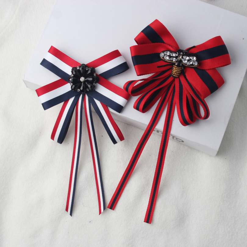 7 Style Colorful Bowknot Accessories With Special Design