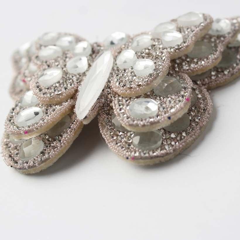 One Very Unique Bowknot Crystal Rhinestone Design Diamond Ornaments