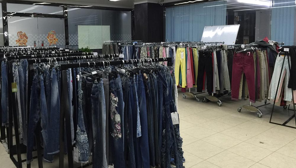 clothing-showroom