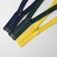 Automatic Head Open End Resin Zipper