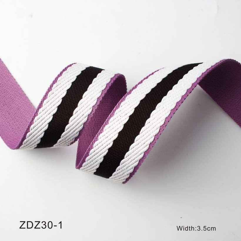 Unique Design Canvas Thickened Shoulder Straps For Backpacking Belts Webbing