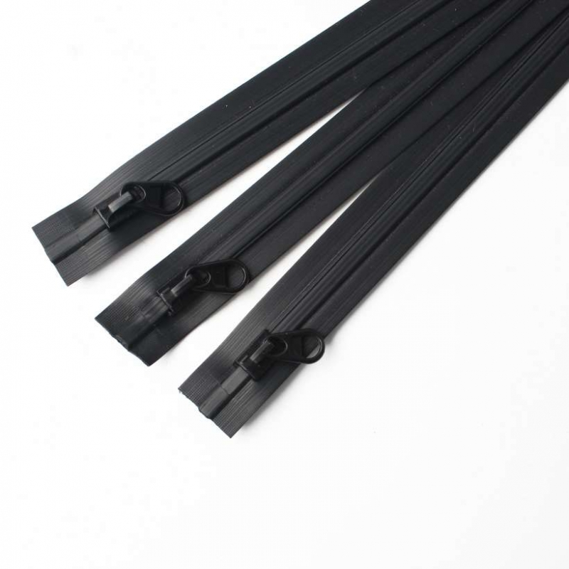 Great Quality Plastic Weldable Waterproof Zipper