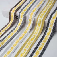 Polyamide printing decorative ribbon