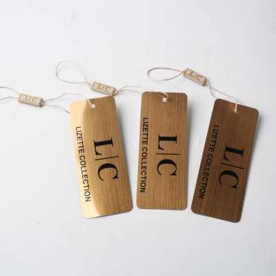 high end swing tags
