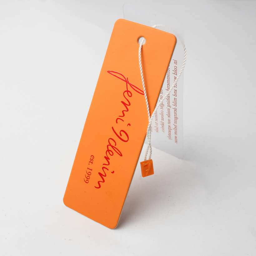 3 Unique Design High Quality Garment Swing Tags, OEM/ODM Hang Tags