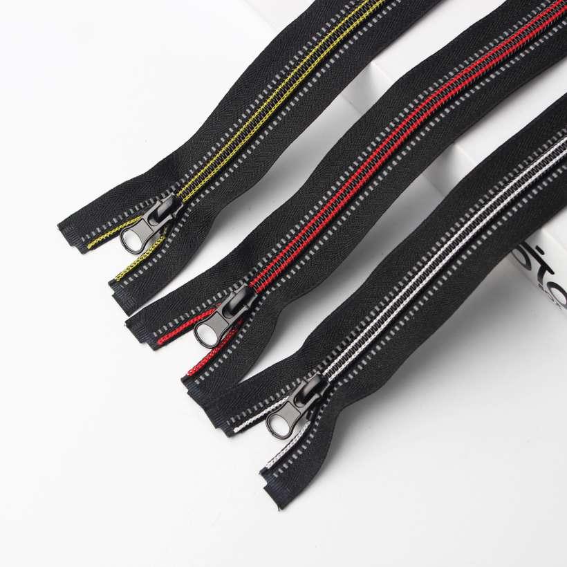 nylon zippers