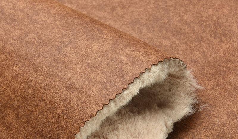 Pink Fur Faux Fur Fabric