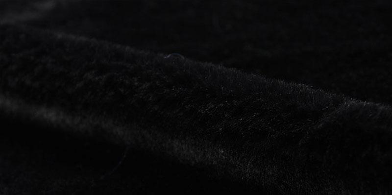 Children's Wear Colorless Fur Faux Fur Fabric