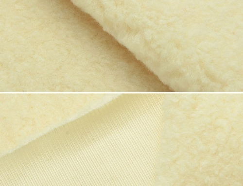 Children's Wear Colorless Fur Faux Fur Fabric