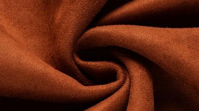 Children's Red Fur Faux Fur Fabric