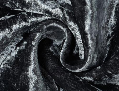 Women's Colorless Fur Faux Fur Fabric